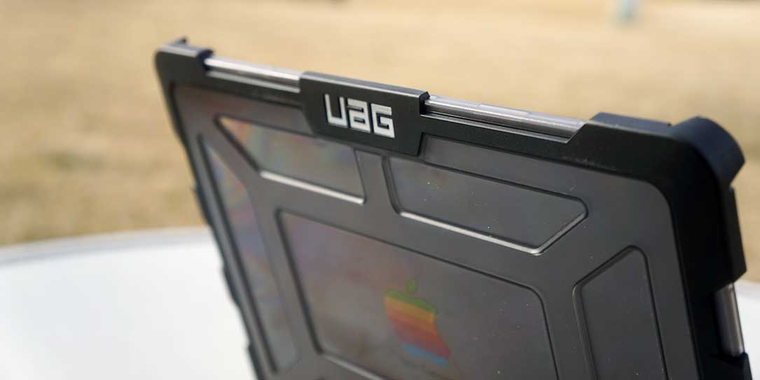 UAG MacBook case review