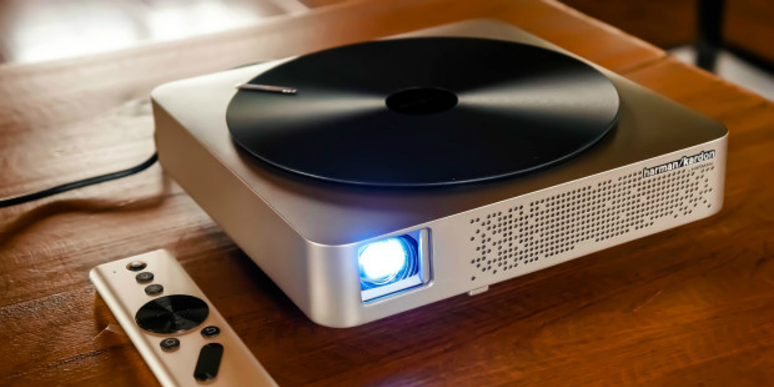 Android LED projector