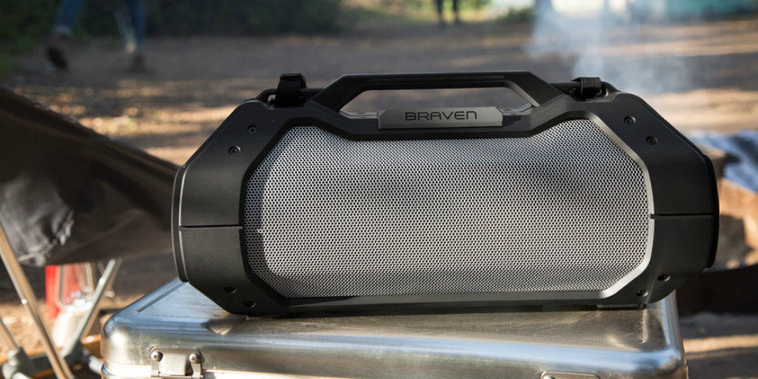 Braven Xxl Review Big And Booming Gearopen