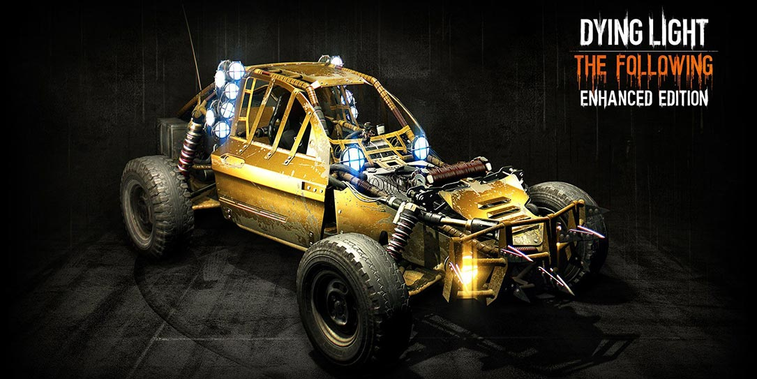 Dying Light Gold Buggy