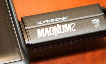 Supersonic-Magnum-2-USB-Drive-Review