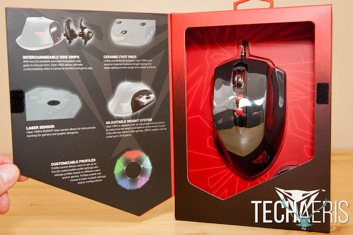 083967bc01c Viper V560 Laser Gaming Mouse Review: A Near Perfect Mouse That Won ...