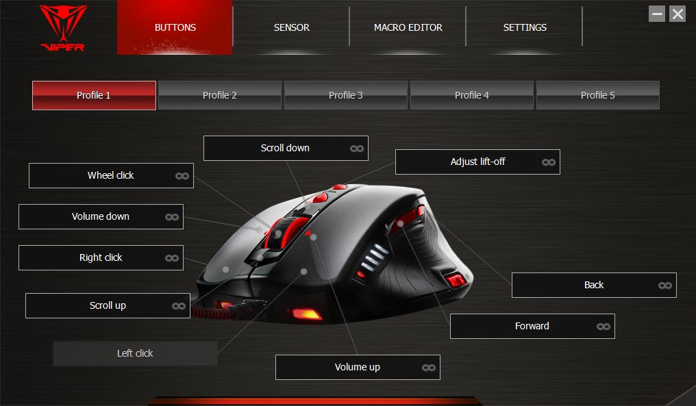Viper-V560-Laser-Gaming-Mouse-software
