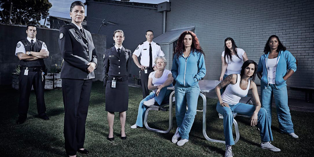wentworth review a gritty prison drama from down under