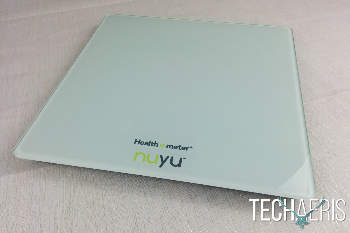 nuyu Wireless Scale Full