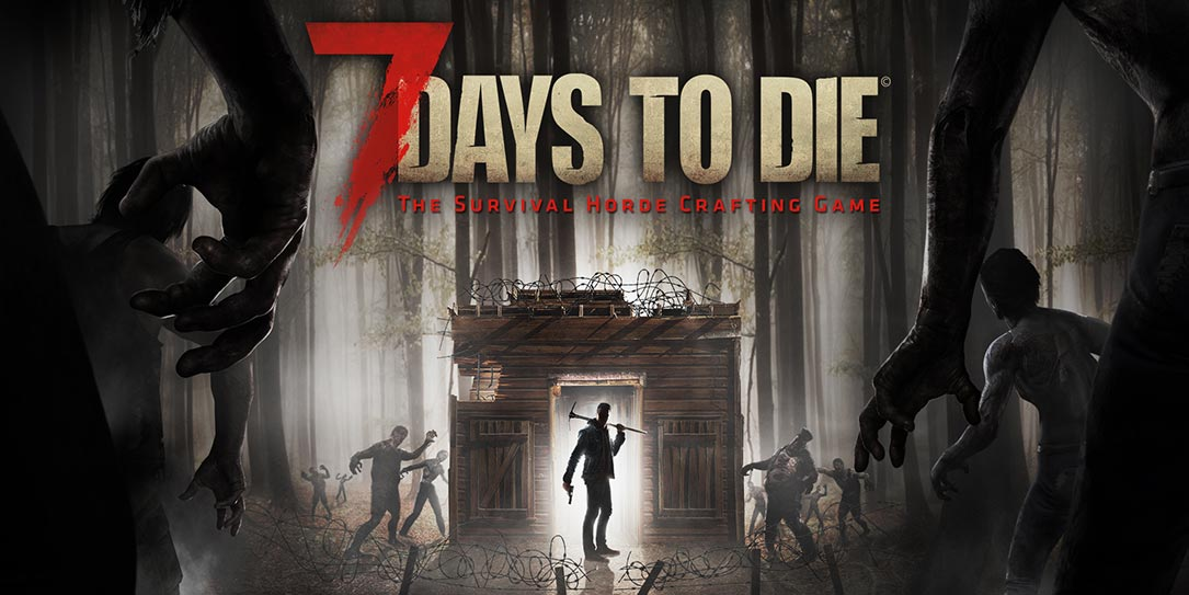 7 days to die set to debut on consoles june 28th for Furniture 7 days to die