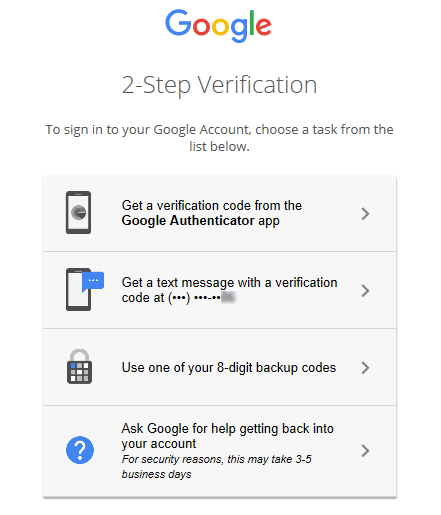 Google-2-step-verification