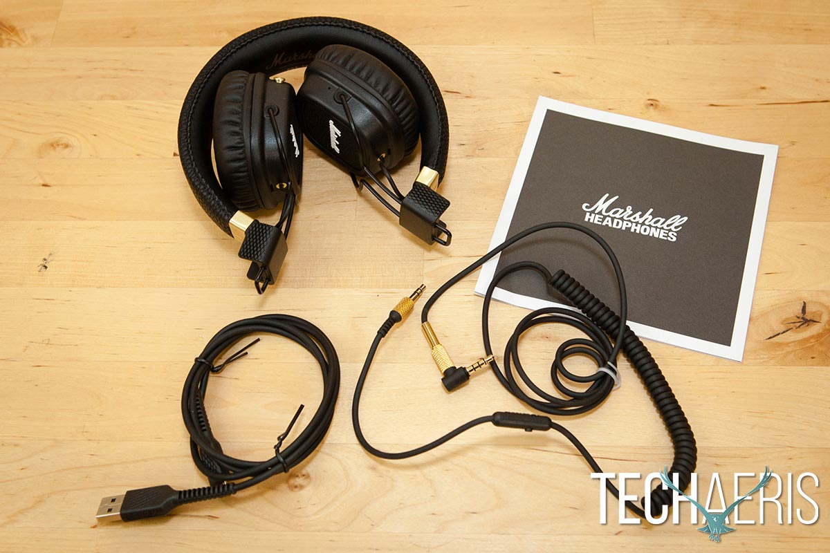 marshall headphones major ii