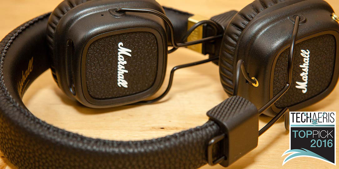 b1cf7291275 Marshall Major II Bluetooth Review: Same Great Design & Sound With  Incredible Battery Life