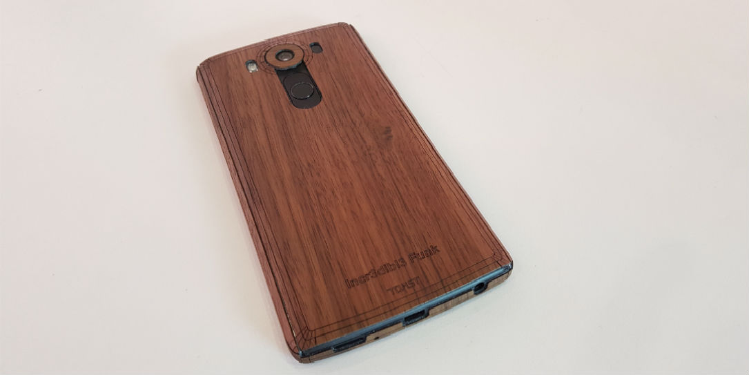 Toast LG V10 Cover Review: A Wood Cover Fit For Your LG V10