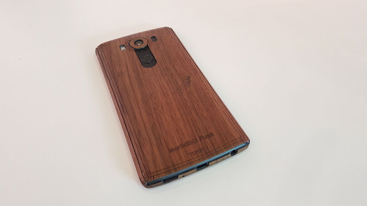 new products 479e2 64ff5 Toast LG V10 Cover Review: A Wood Cover Fit For Your LG V10