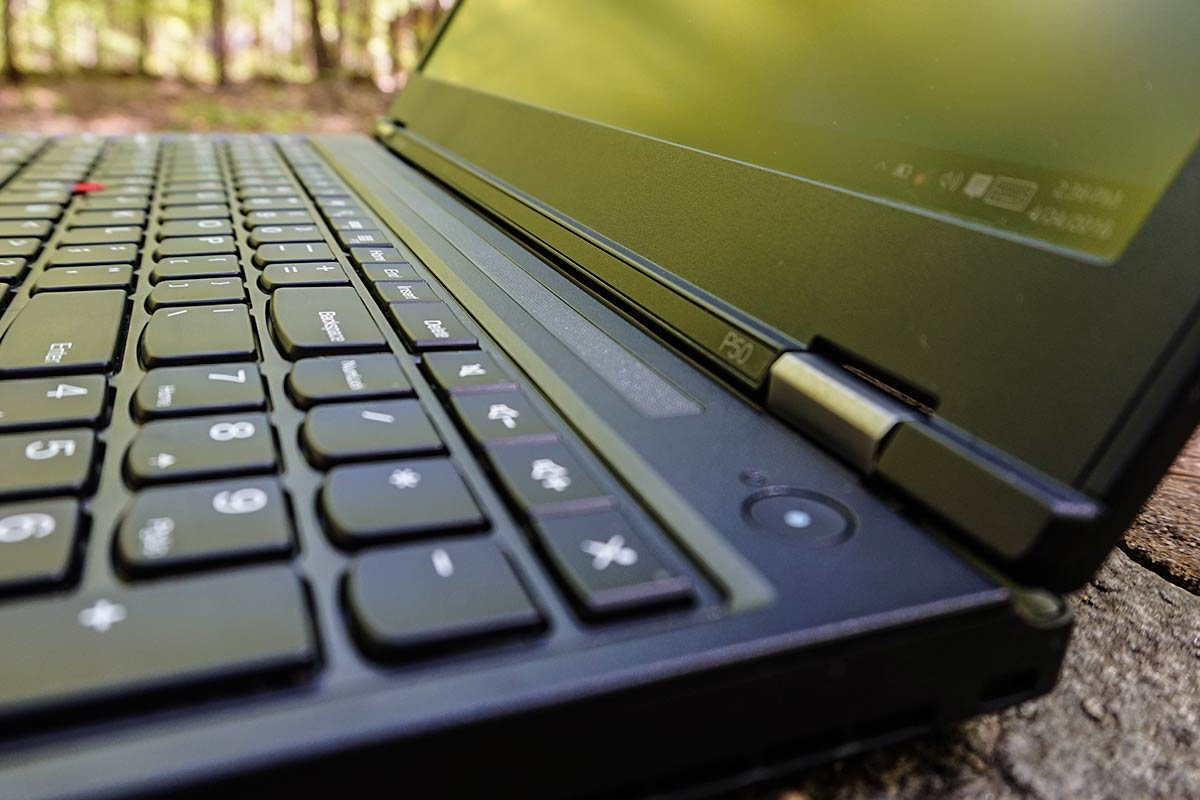 Lenovo ThinkPad P50 Review: A Preeminent Workstation Laptop