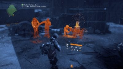 Tom Clancy's The Division echo