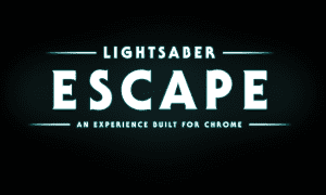 Star Wars lightsaber Escape