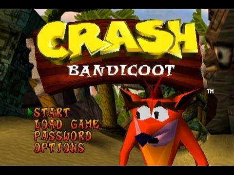 Crash Bandicoot PlayStation E3