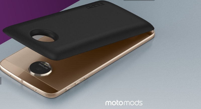 Motorola Unveils Moto Mods, Lets You Transform Your Smartphone