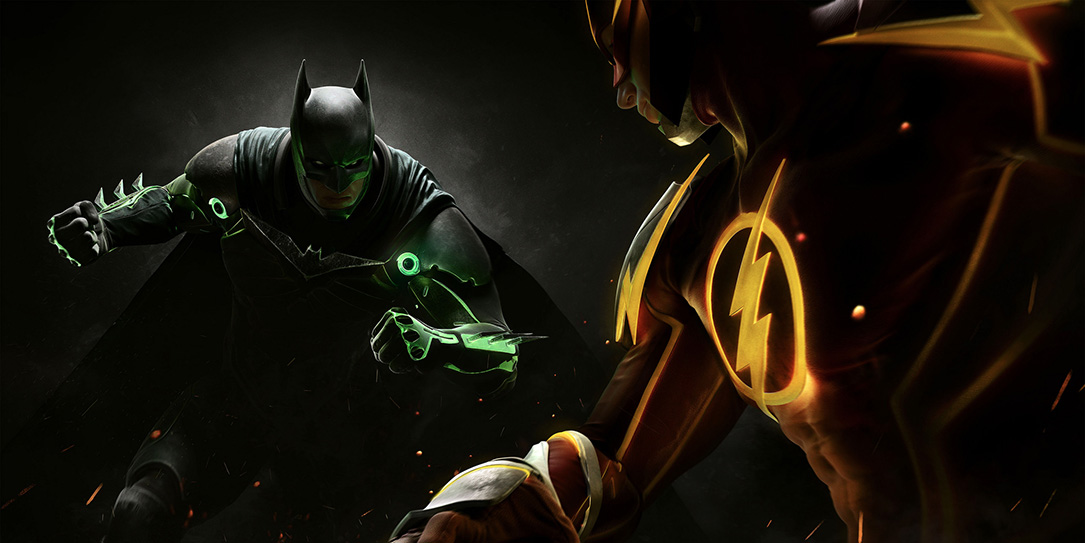 DC's Injustice 2 coming in 2017
