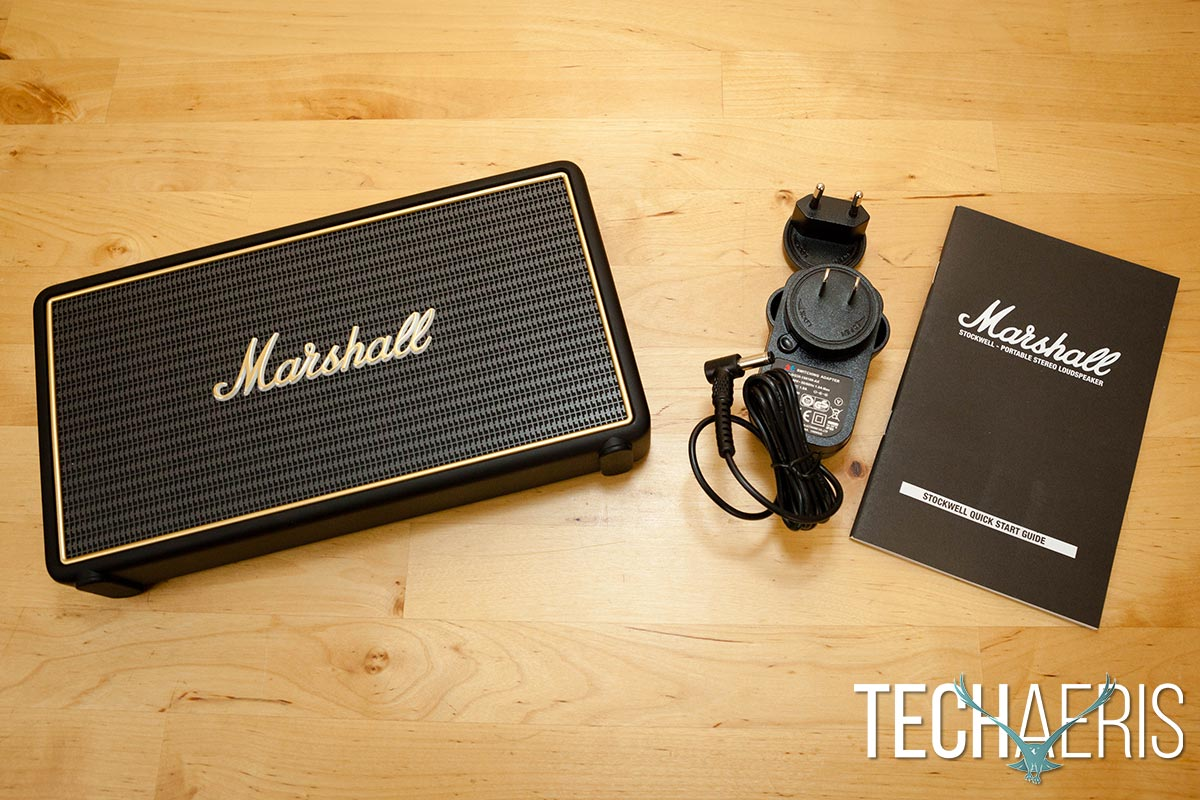 Marshall Stockwell Review Decent Sound With A Classic Design