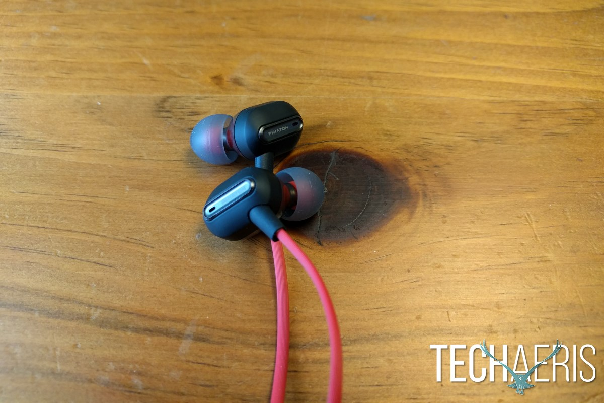 Phiaton MS 300 BA Review Earbuds