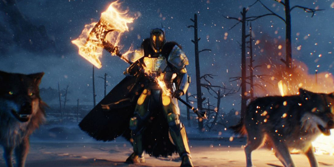 Destiny: Rise of Iron comes to consoles in September.