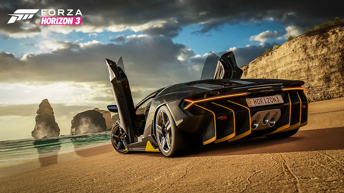 First 150 Forza Horizon 3 Cars Unveiled