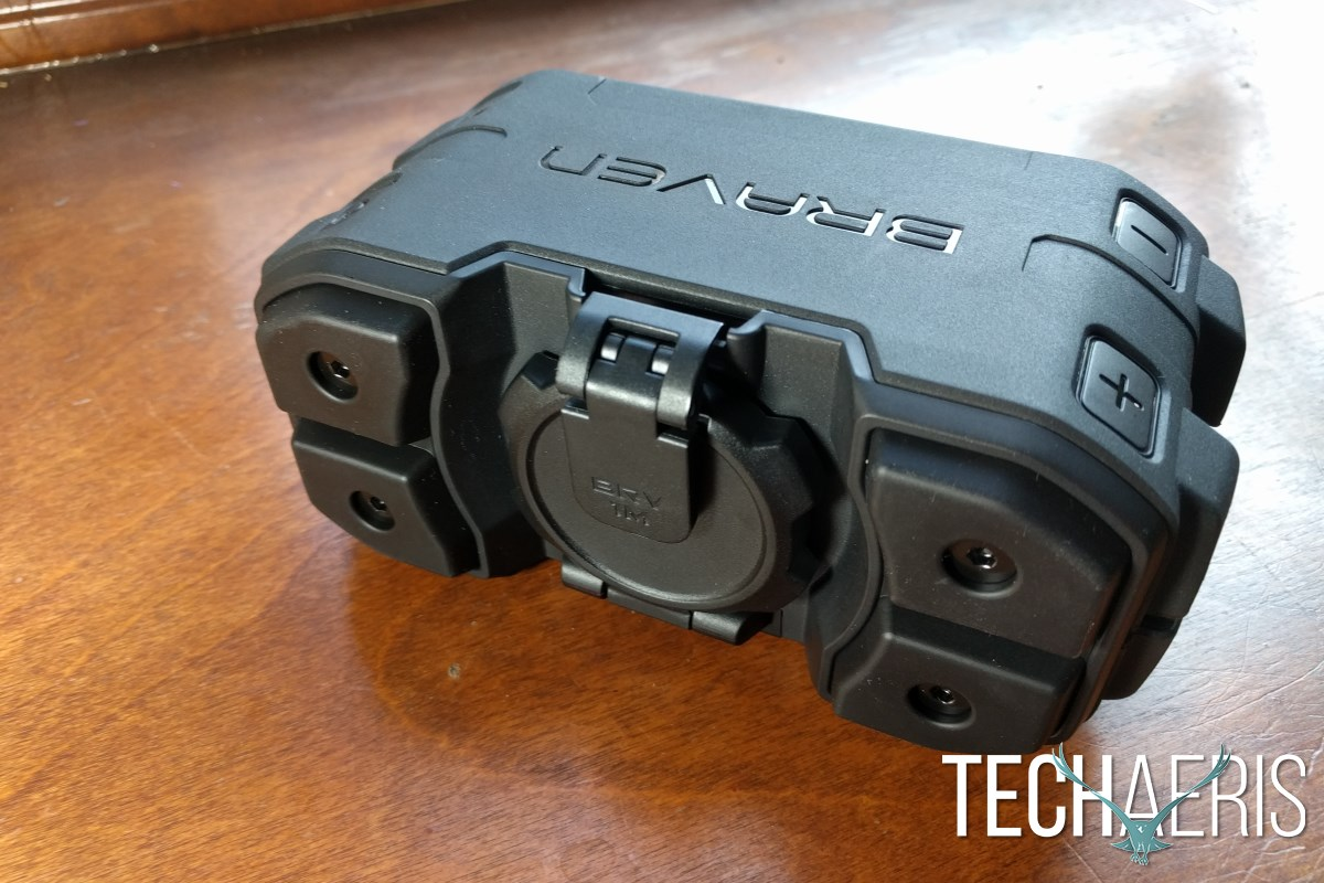 Braven BRV-1M Review Back