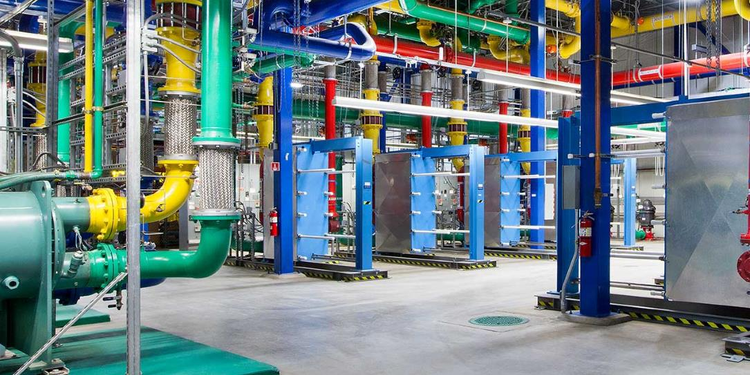 Google Points Deepmind Ai At Data Centers Reduces Cooling