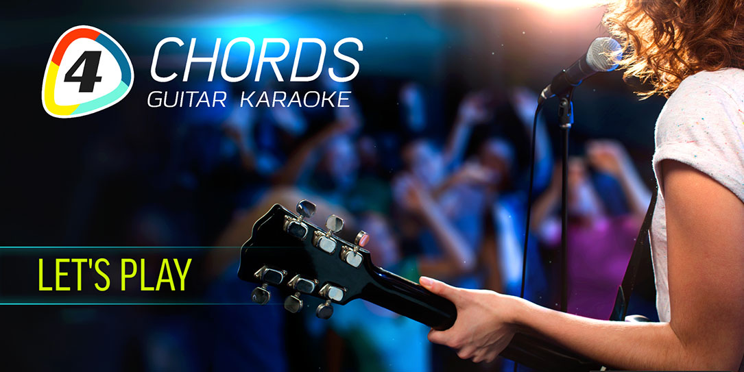 Learn-guitar-FourChords-Guitar-Karaoke