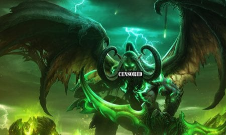 A World of Warcraft silence penalty goes live Tuesday