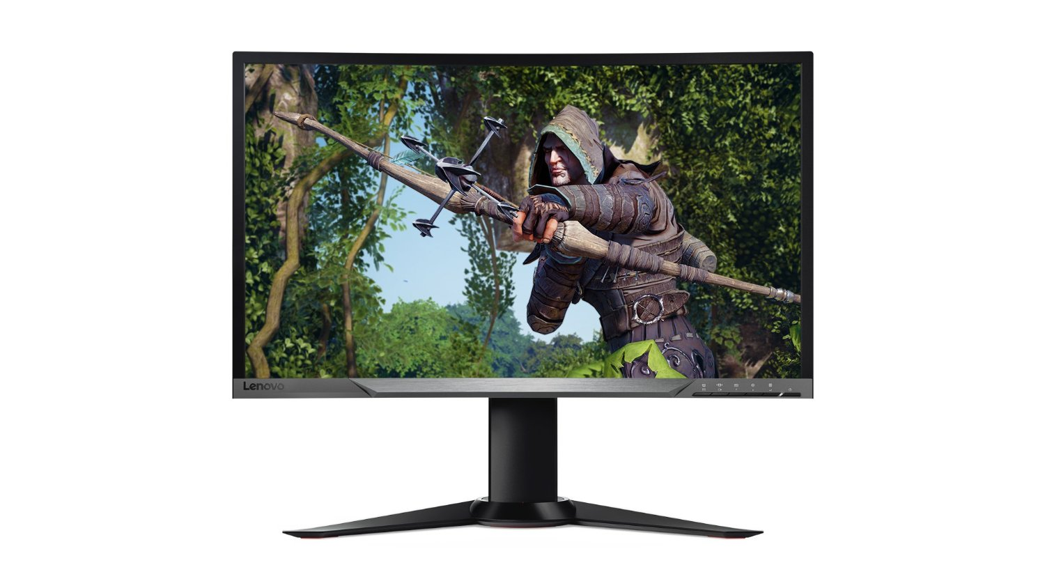 Lenovo Y27f Curved Gaming Monitor
