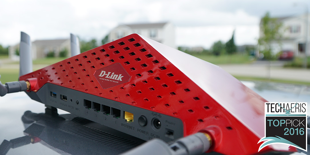 D link ac5300 ultra wi fi router review not just for good looks d link ac5300 greentooth Gallery