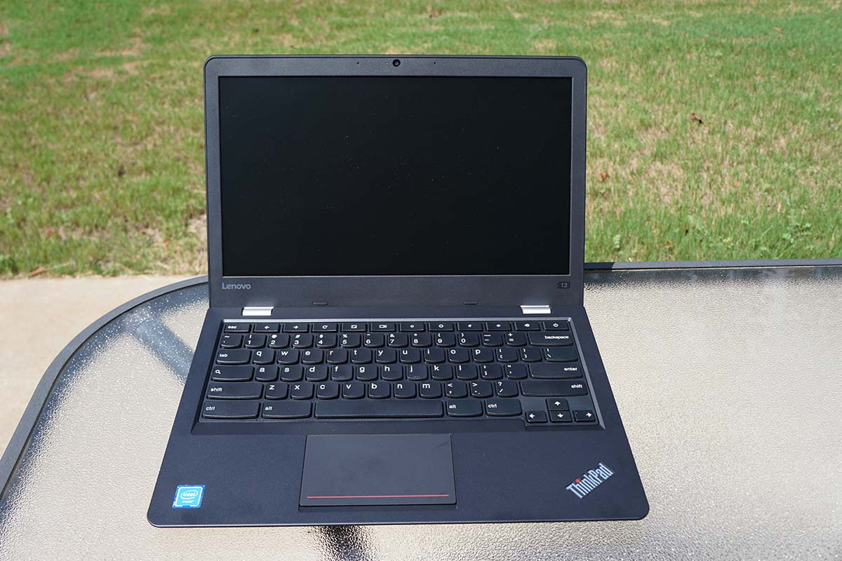 lenovo thinkpad 13 chromebook review plenty of power for. Black Bedroom Furniture Sets. Home Design Ideas
