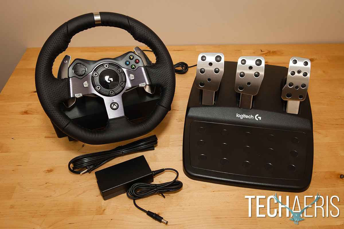 c3f5273207c Logitech-G920-review-03. With the Logitech G920 Driving Force Racing Wheel  you get ...