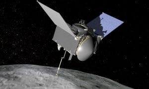 NASA OSIRIS-REx asteroid sample return FI