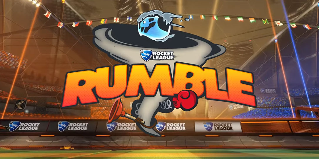 Psyonix Announces Rocket League Rumble Mode, Will Arrive Next Month
