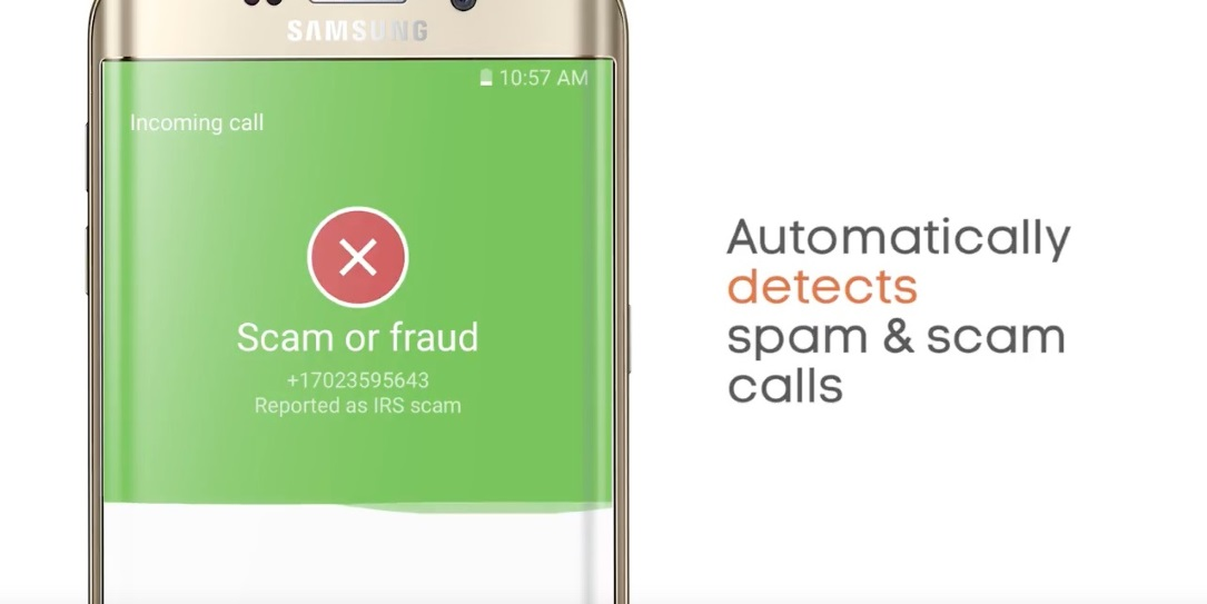 Samsung partners with Hiya for integrated spam/scam caller ID