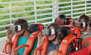 SixFlags Coaster VR