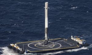 SpaceX Reusable Rocket