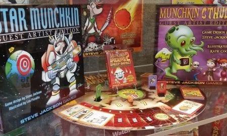 Steve Jackson Games Gen Con 2016