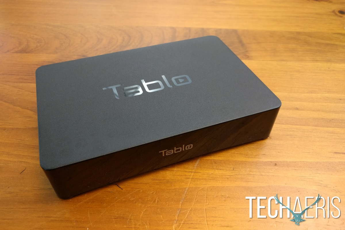 Tablo Review Front