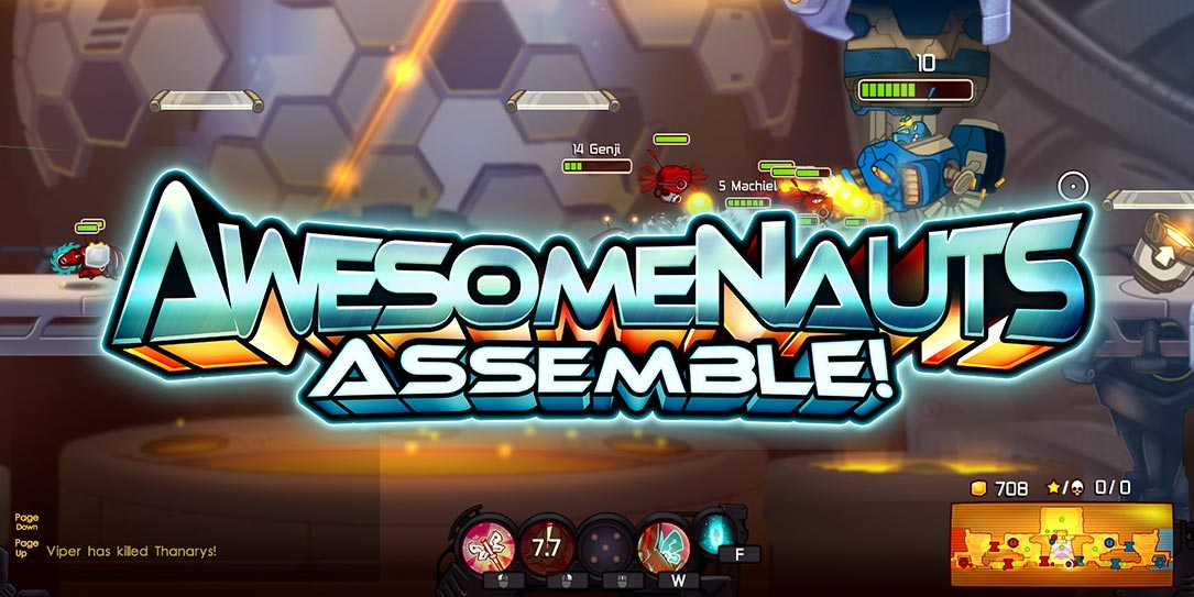 awesomenauts-assemble