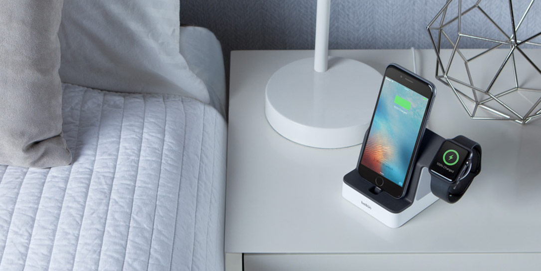 Belkin-2-in-1-charging-dock