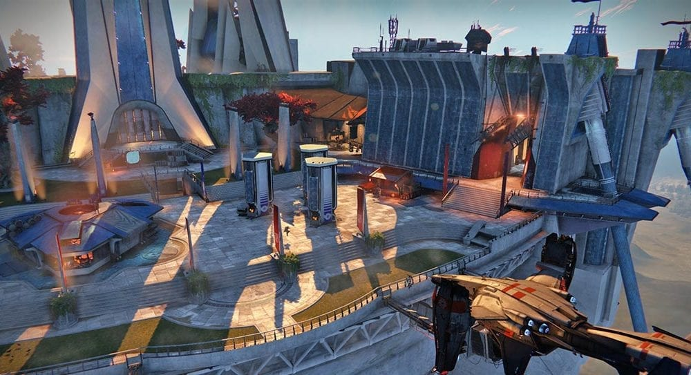 No, the Tower in Destiny is not going to close