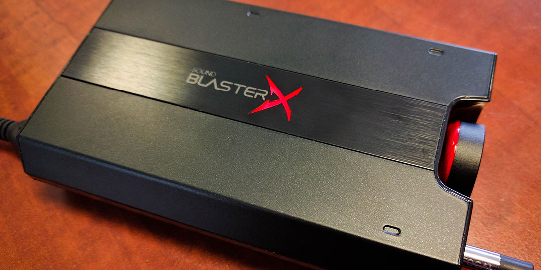 Sound BlasterX G5 review: Amplify and enhance your headphone audio