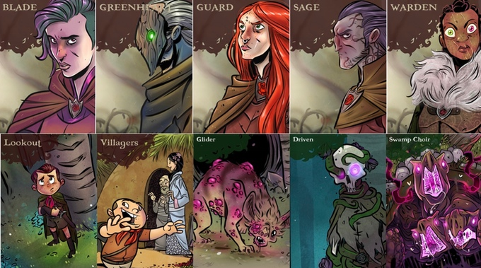 thornwatch-characters