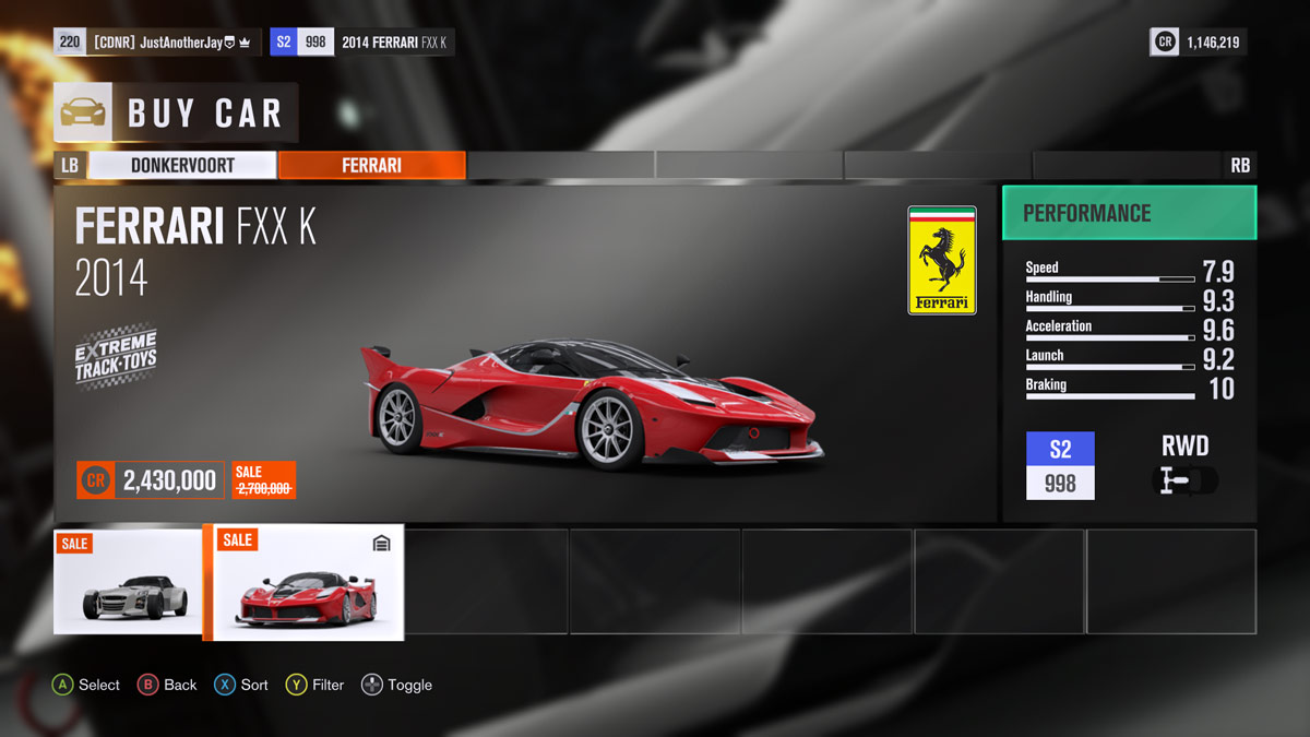 Forza  Edition Cars How To Get