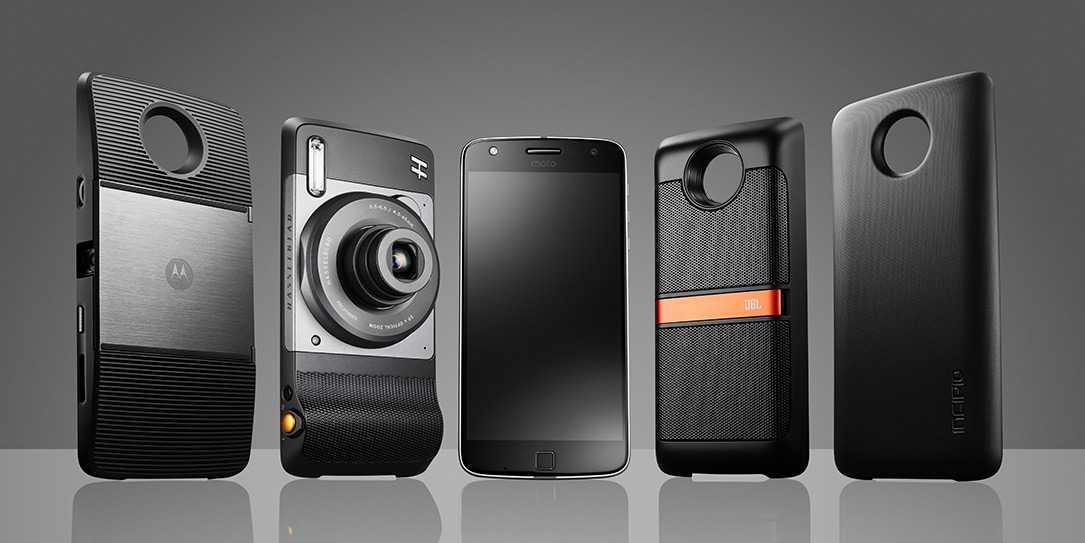 Motorola is on to something with their new Moto Mods system