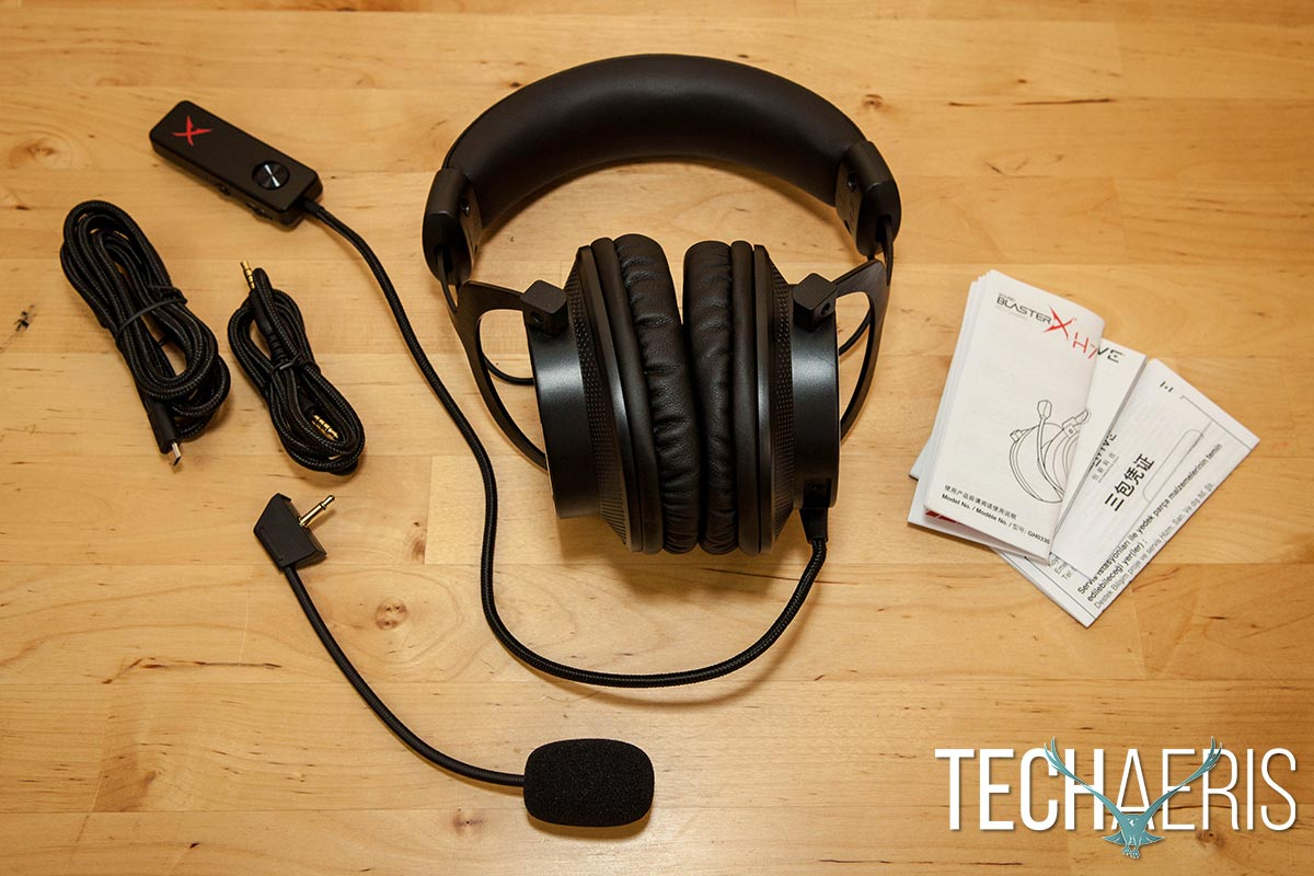 696d6c66889 Sound BlasterX H7 review: A USB 7.1 gaming headset with impressive sound