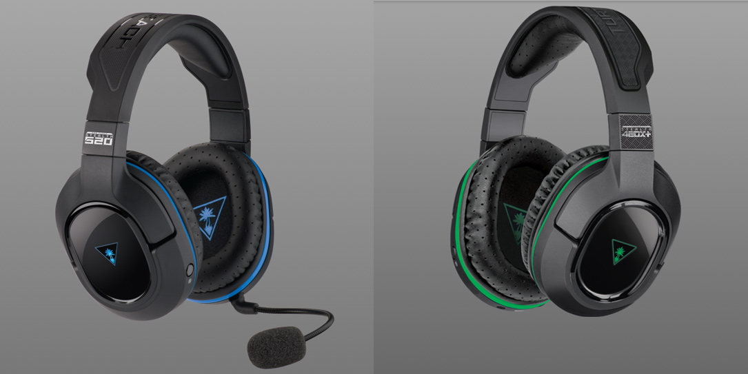how to connect turtle beach wireless headset to pc