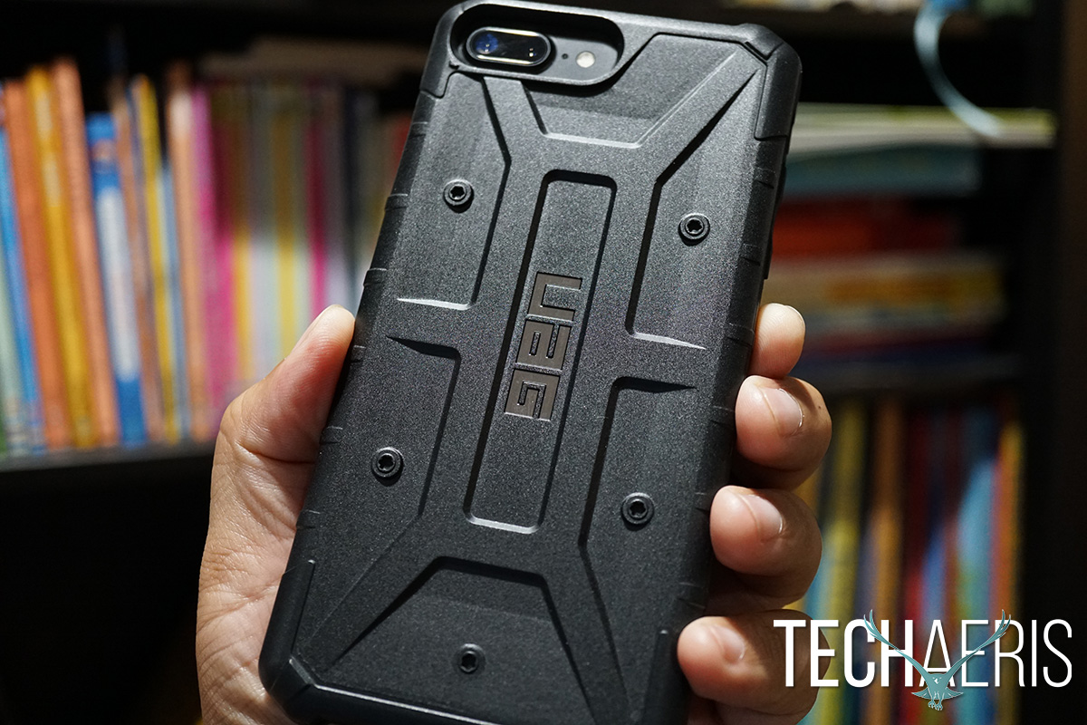 Uag Iphone Case Reviews Cream Of The Crop Monarch For Galaxy S8 Plus Graphite